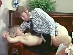 Anne Magle in Lusty Au Pair