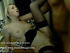 Nora - Sweet blond chick fucked the classic way2
