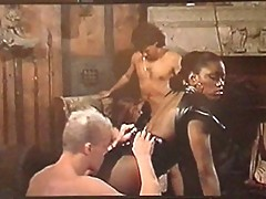 French Classic SM Orgy from the 90 s