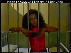Sahara Ass Fucked In Prison black ebony cumshots ebony swallow interracial