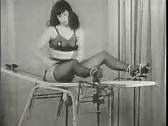Betty Page, Bondage Queen