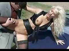 Chachi Raz Fucked Hard Outdoor On Car