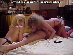 Vintage big titted blondes ride long hard dick