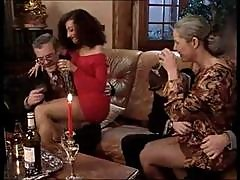 Classic French Porn From The 90s With Matures Getting Banged