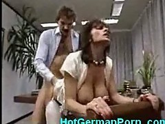German mature fucking emplyee