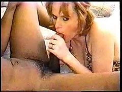 Slut loves his big black cock