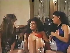 Lesbian Orgy With Debora Welles Sierra And Alicia Rio