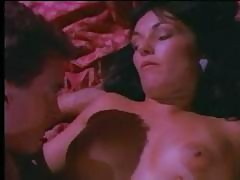 Busty Brunette Milf Eats His Rod And Then Rides On It And Gets Pounded