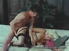 Vintage Hardcore Porn With John Holmes Banging The Sexy Blonde Seka