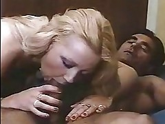 Vintage erotic massage movie