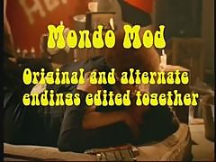 60s freaks only mondo mod dance with secret nude footage - 2 part 7