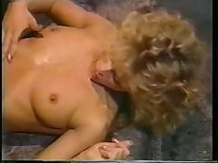Barbara Dare And A Few Of Her Vintage Porn Pals Have An Orgy