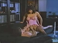 Pornstar Kay Parker nails the water guy