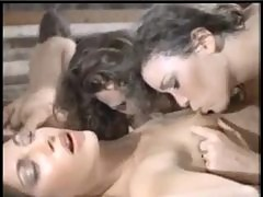 Vintage video with a wild orgy