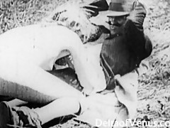 Piss: Antique Porn 1910s - A Free Ride