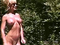Vintage XXX Outdoor Fucking Fun with Horny Porn Stars