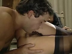 Babe Venere Bianca fucked in hairy pussy