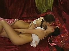 Young Russian lesbians