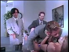 Guy fucks a secretary in the office