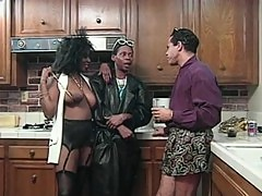 Black Jack City #3 featuring Jeannie Pepper, Janet Jacme & Kira Rodriguez