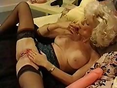 Huge Dildos For Dirty Milf By Troc