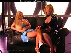 2005 Nina Hartley's Guide To G-spot Sex(pt 2) mature mature porn granny old cumshots cumshot