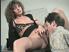 Hot And Horny Milf Knows How Her Man