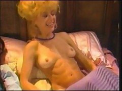 Nina Hartley Vintage Bisexual MMF